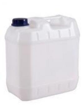 Bidón plástico de 20 litros