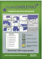 Cobertor rafia  6,00x3,00mts