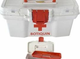 Caja de primeros auxilios 11´´