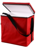 Caja de Telgopor con funda de 35 X 24,5 X 34,5 cm