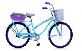 Caja estanca para bicicleta